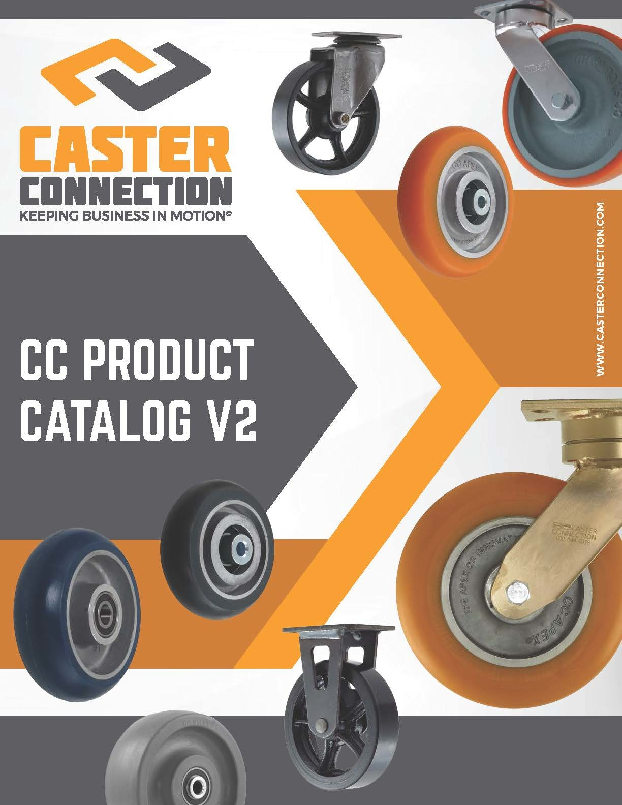CC Product Catalog V2 Cover