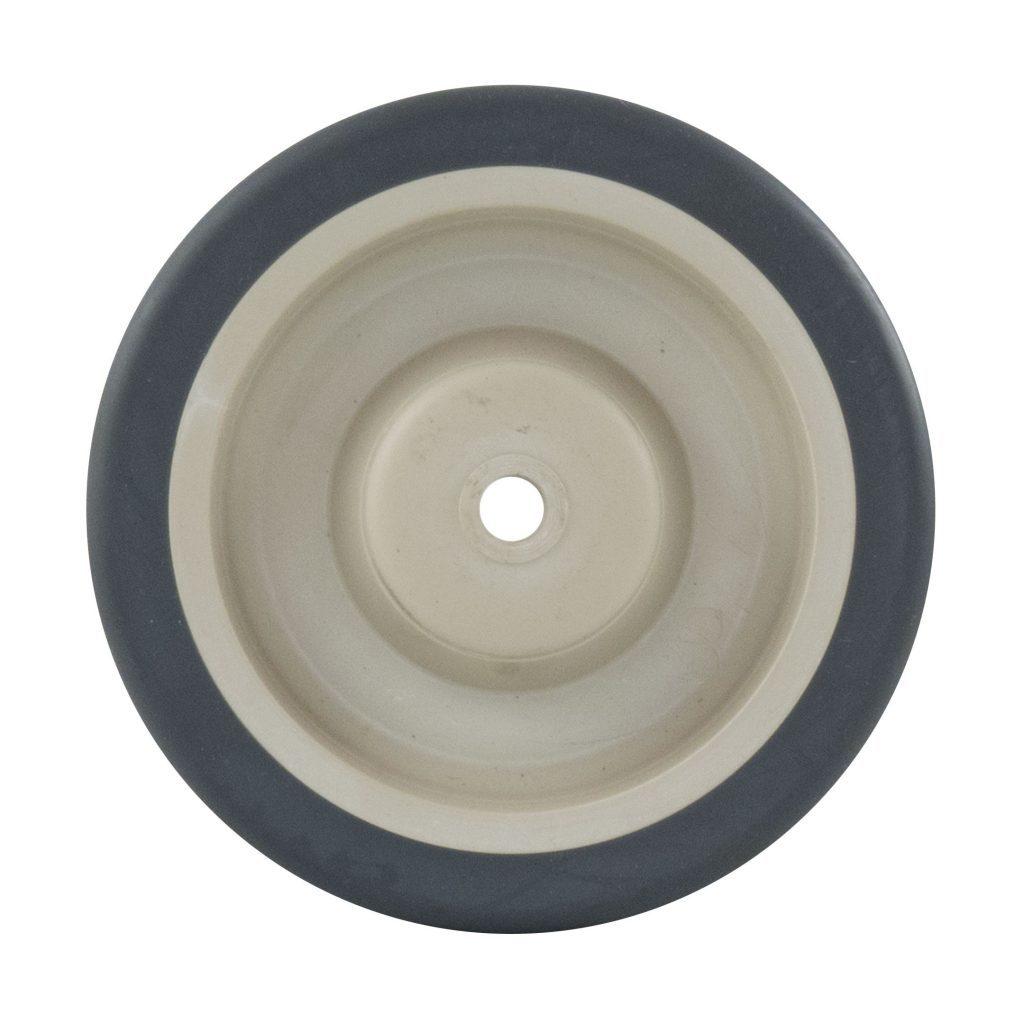 TPR 1 - 3 Wheel Types Safe for Tile Floors