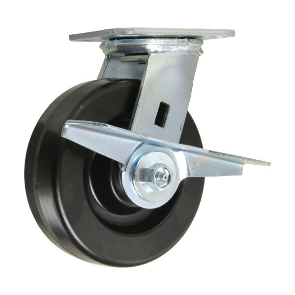 Total lock brake phenolic