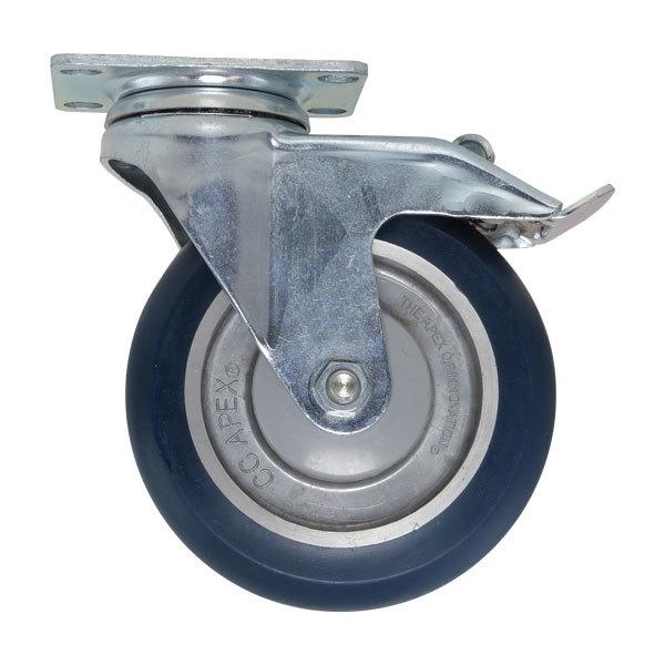 Total lock brake ESD