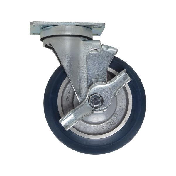 Side lock brake ESD