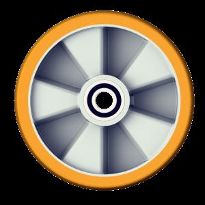 CC Stark Caster Wheel