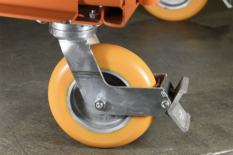 Caster-Tech-Lock-Brake