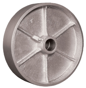 Forged Ductile Steel Caster Wheel