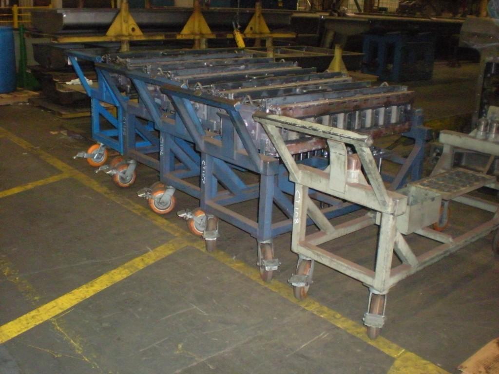 Locomotive Manufacturer Cart - CC Apex