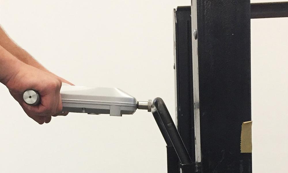 Caster push/pull ergonomics