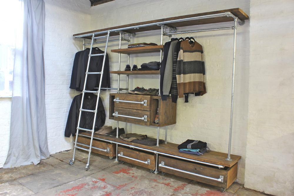 Reclaimed-Board-Pipe-Industrial-Shelving
