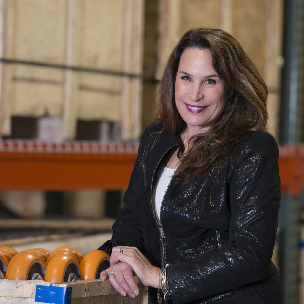 Caster Connection CEO/Founder Sally Hughes