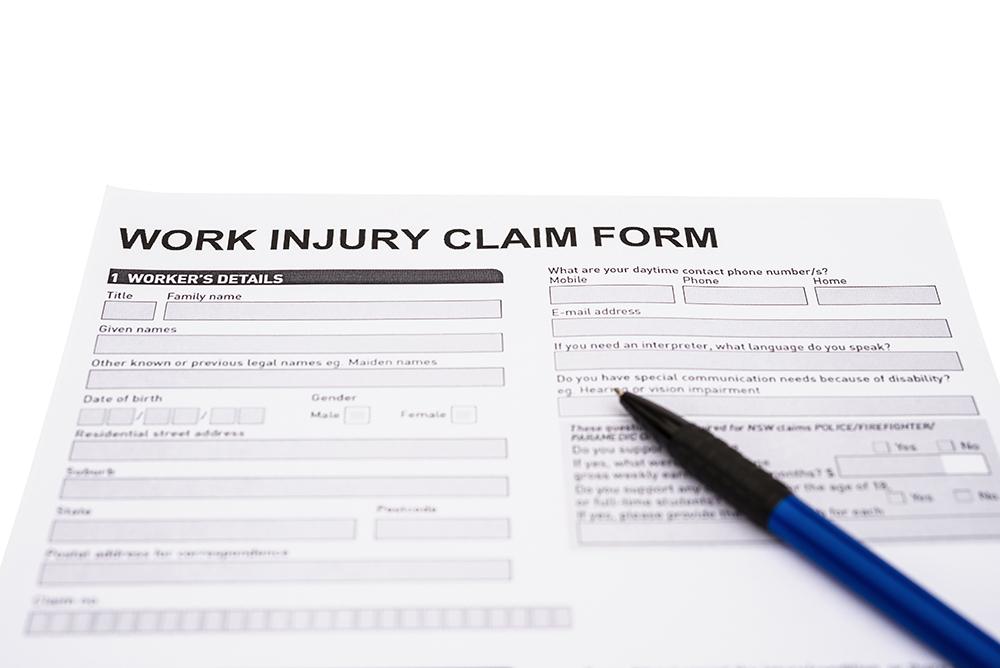 Work-Injurty-Claim-Form