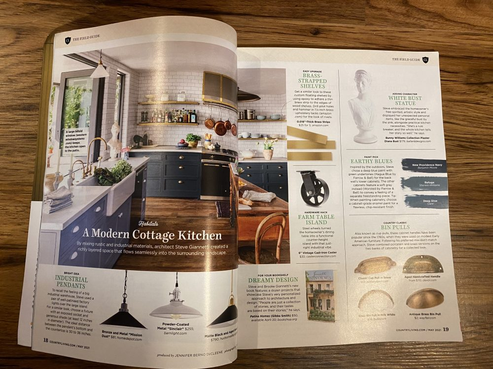 CC Vintage Country Living Magazing May 2021 Feature