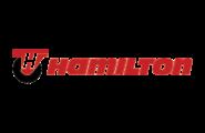 Hamilton casters logo