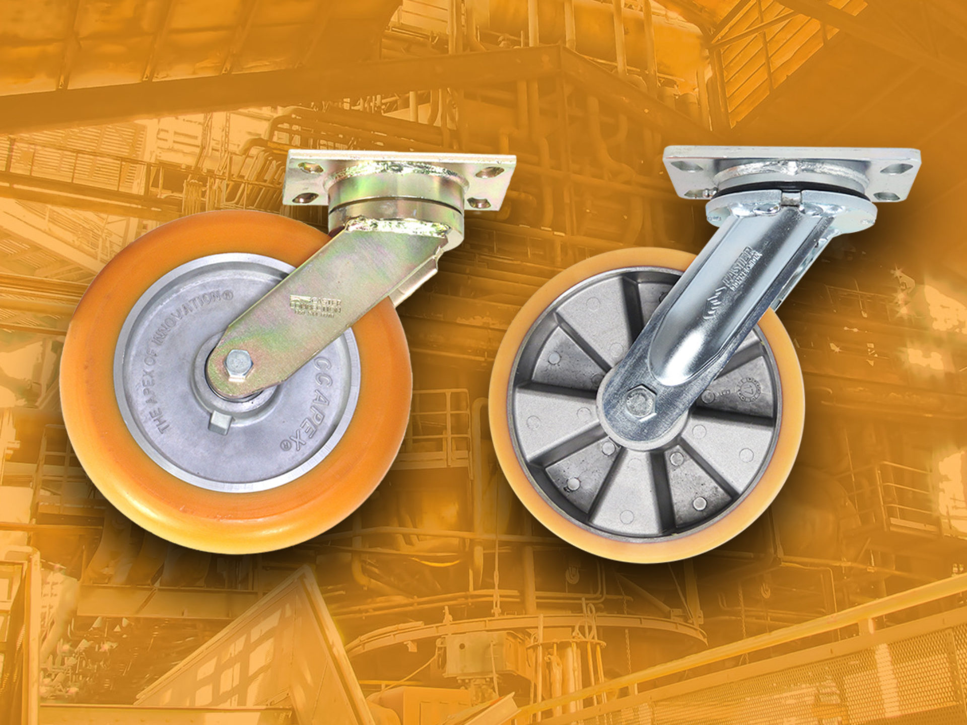 Looking for a reliable industrial caster manufacturer?
