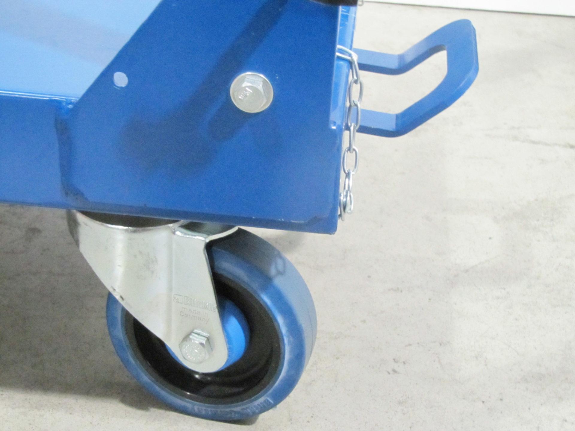 Order your central-locking brake system