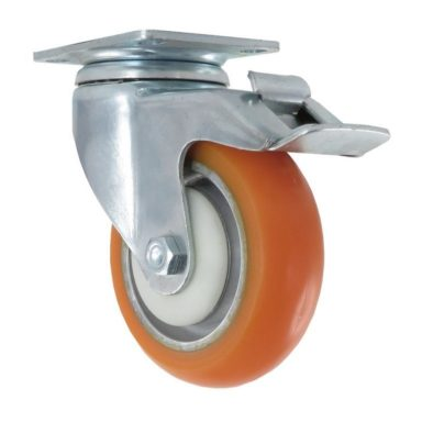 Total Lock Brake for Casters 768x767