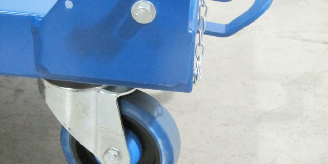 Blickle Central Locking Casters
