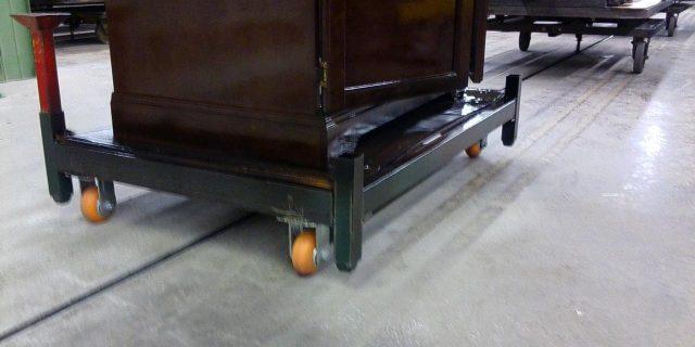 Clock Manufacturer Cart w CC Apex