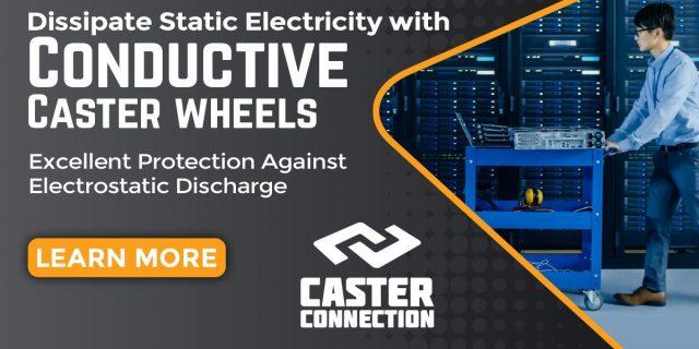 Conductive Caster Wheels
