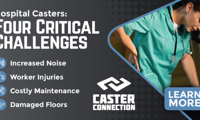 24850 CC Hospital Casters LI