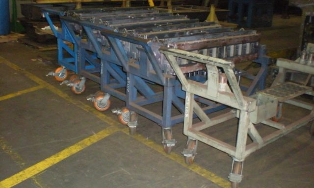 Loctomotive Cart Manufacturer CC Apex
