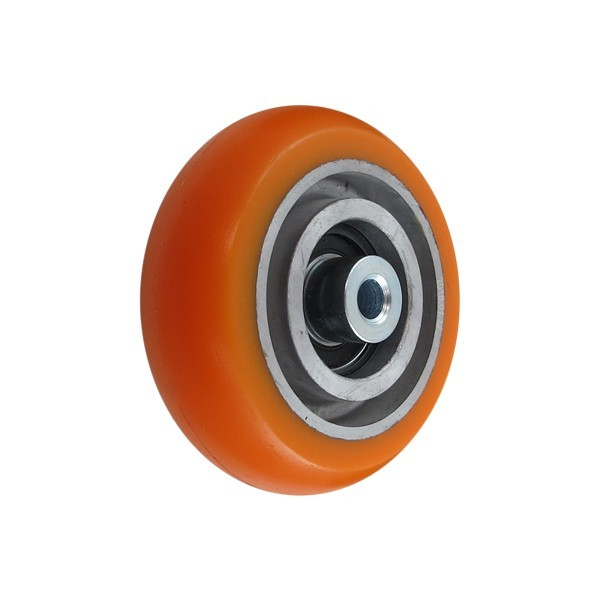 Orange CC Apex - 3 Wheel Types Safe for Tile Floors