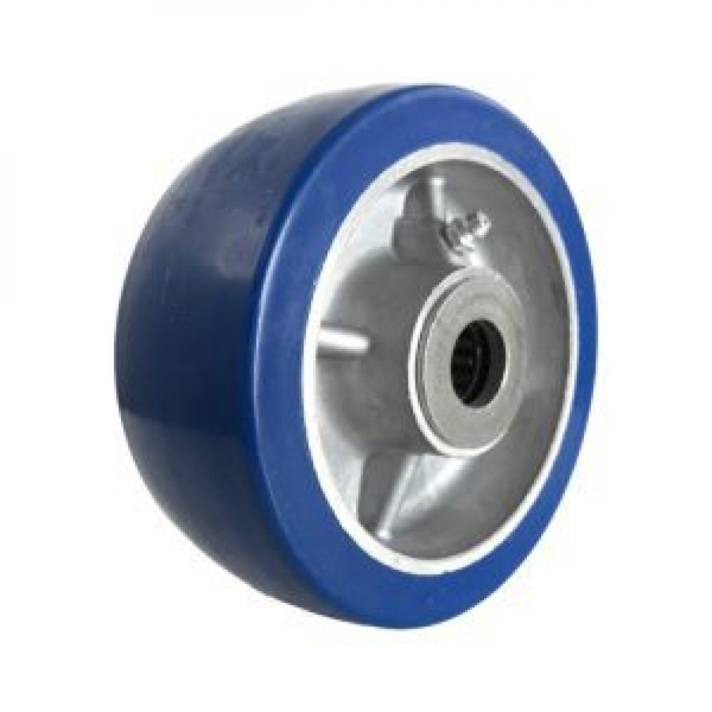 5 5 blue poly
