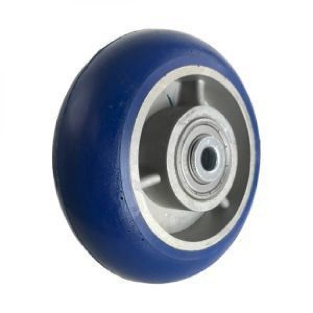 5 6 blue poly donut
