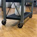 SQ Kitchen Cart Polyurethane Tread Swivel Caster 7 Thumbnail